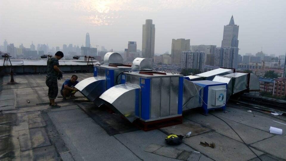 淮安通风管道工程