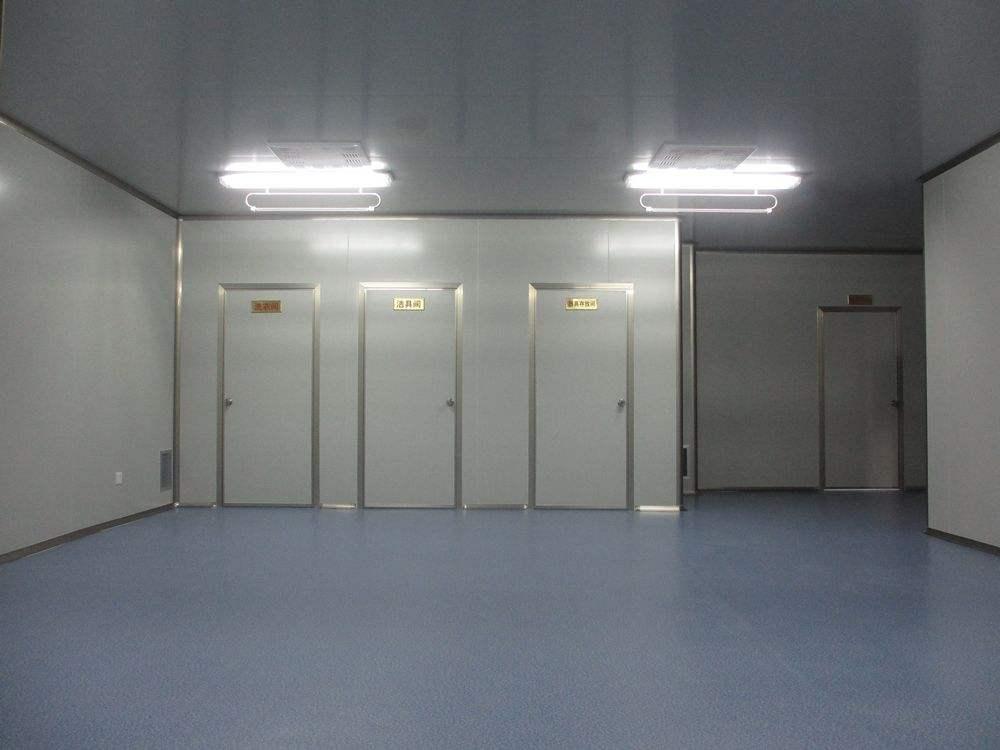 食品饮料厂房净化车间设计规范